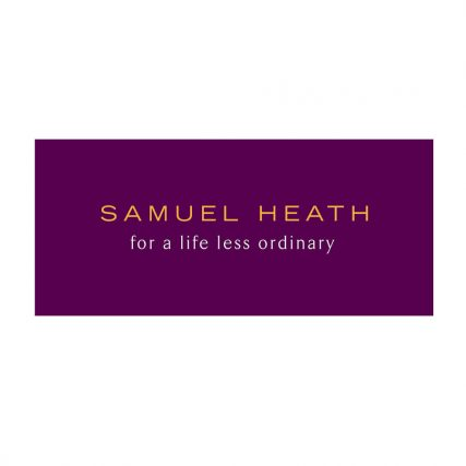 Samuel Heath antique accessories logo